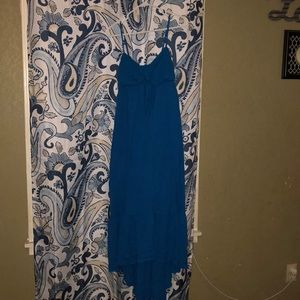 Free People Hi-Lo Flowy Summer Dress